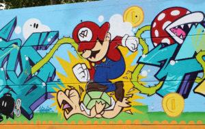 street art ramonville