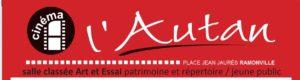 """logo cinéma l""""Autan Ramonville"""